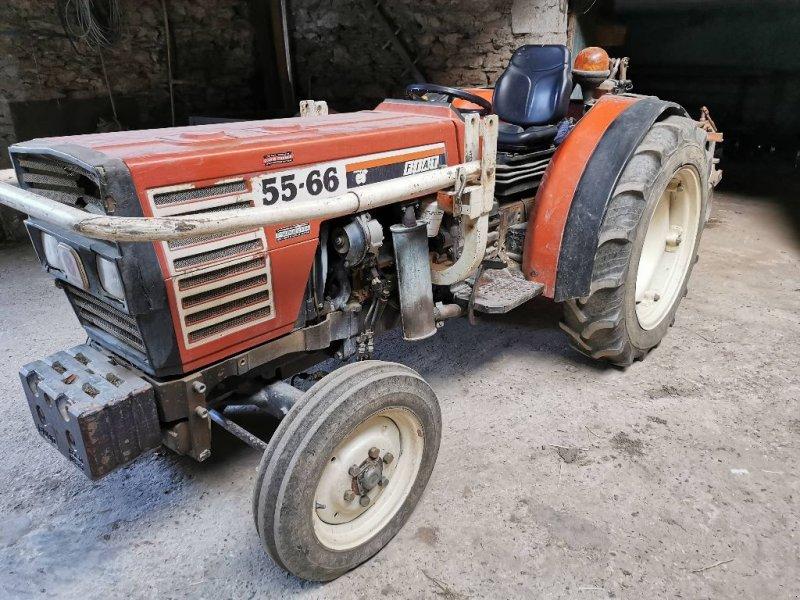 Traktor typu Fiat 55-66, Gebrauchtmaschine w ST MARTIN EN HAUT (Zdjęcie 1)