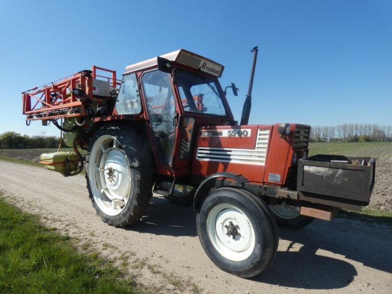Traktor typu Fiat 55-90, Gebrauchtmaschine w Klarenbeek (Zdjęcie 1)