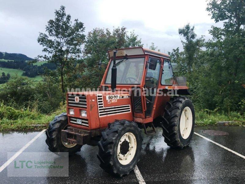 Traktor des Typs Fiat 60-90 DT, Gebrauchtmaschine in Kirchdorf (Bild 1)