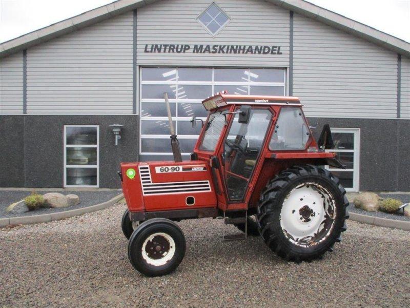 Traktor des Typs Fiat 60-90 Meget fin, Gebrauchtmaschine in Lintrup (Bild 1)