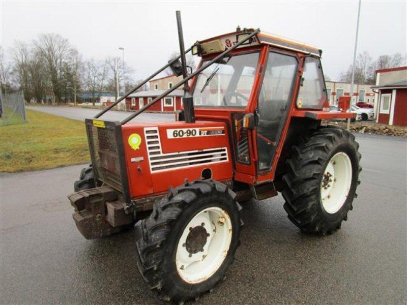 Traktor des Typs Fiat 60-90DT, Gebrauchtmaschine in Värnamo (Bild 1)