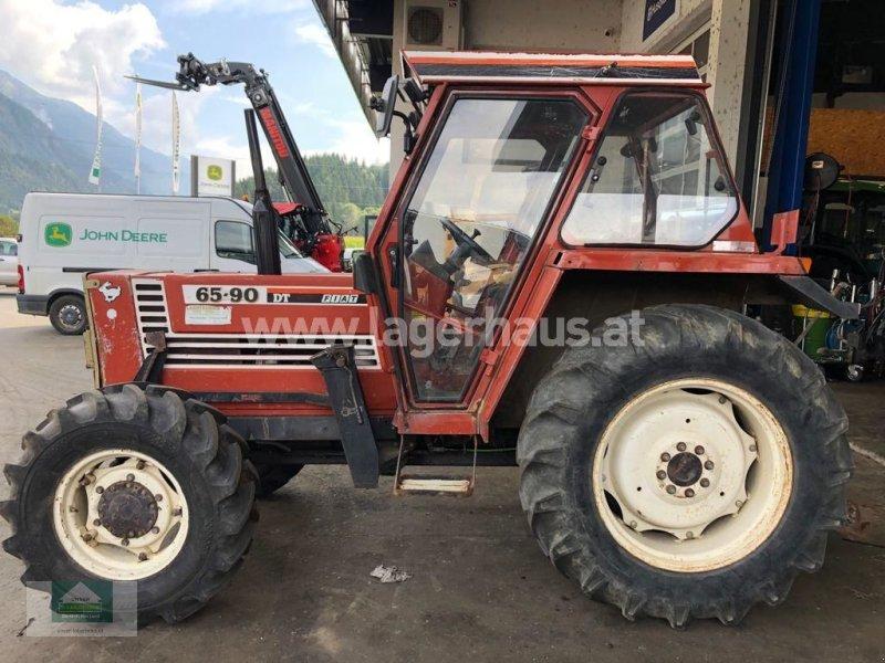 Traktor des Typs Fiat 65-90 DT, Gebrauchtmaschine in Klagenfurt (Bild 1)
