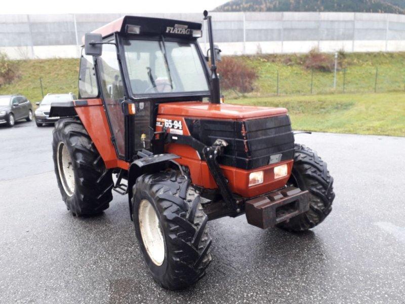 Traktor typu Fiat 65-94 A, Gebrauchtmaschine w Flachau (Zdjęcie 1)