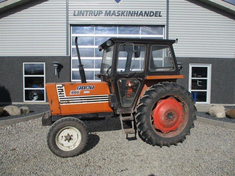 Traktor typu Fiat 680, Gebrauchtmaschine w Lintrup (Zdjęcie 1)