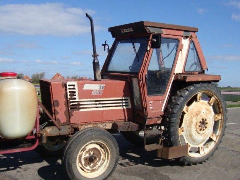 Traktor des Typs Fiat 680, Gebrauchtmaschine in Callantsoog (Bild 1)