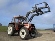 Traktor des Typs Fiat 70-90 DT mit Frontlader, Gebrauchtmaschine in Steinau