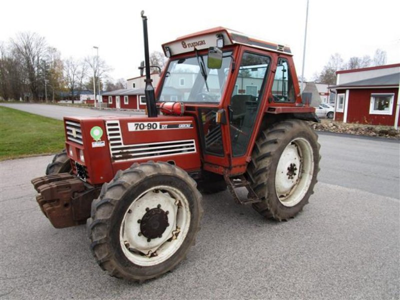 Traktor des Typs Fiat 70-90DT, Gebrauchtmaschine in Värnamo (Bild 1)