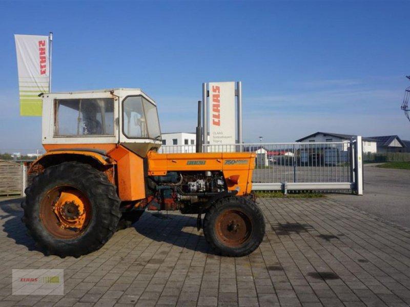 Traktor des Typs Fiat 750 SPECIAL mit Fella KM 191, Gebrauchtmaschine in Töging am Inn (Bild 1)