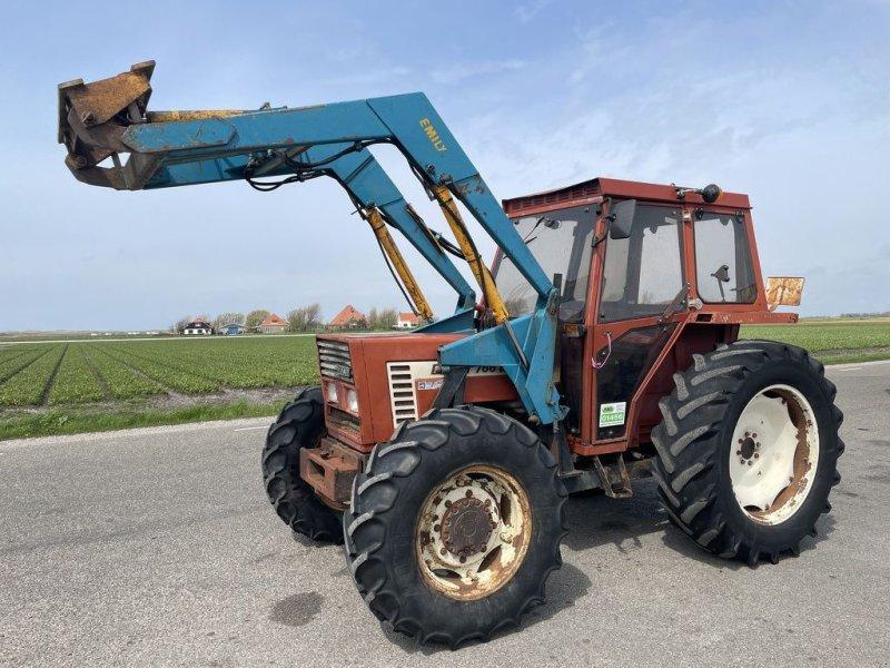 Traktor del tipo Fiat 766 DT, Gebrauchtmaschine en Callantsoog (Imagen 1)