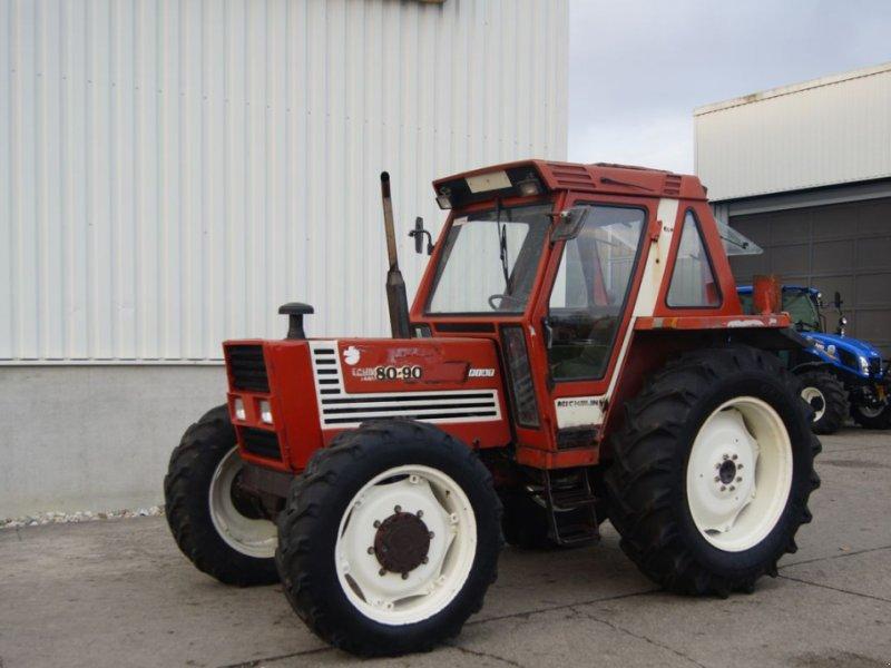 Traktor типа Fiat 780 DT, Gebrauchtmaschine в Burgkirchen (Фотография 1)