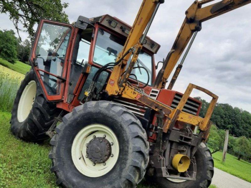 Traktor des Typs Fiat 80-90 DT, Gebrauchtmaschine in Burgkirchen (Bild 1)