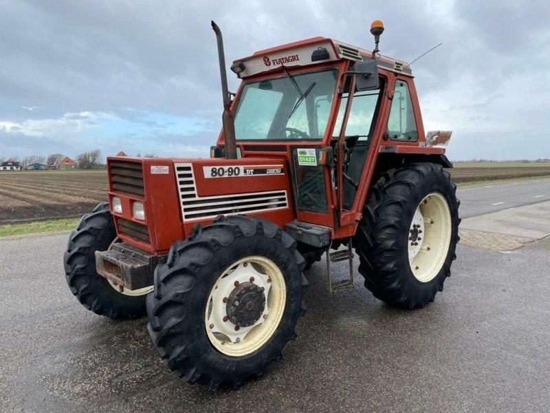 Traktor des Typs Fiat 80-90 DT, Gebrauchtmaschine in Callantsoog (Bild 1)