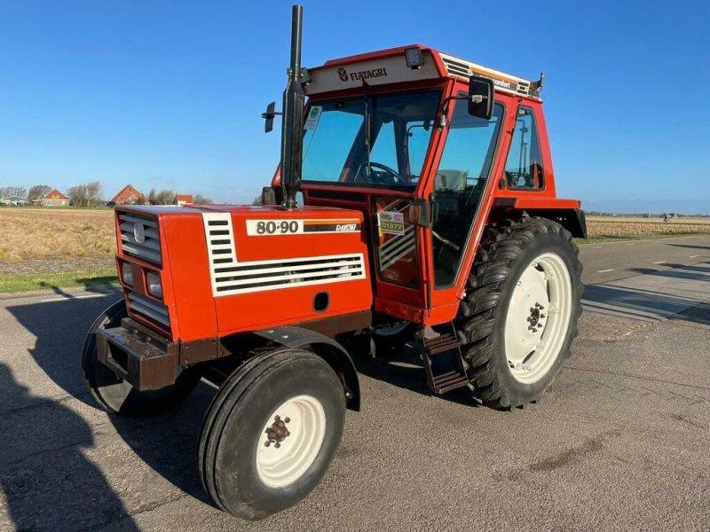 Traktor des Typs Fiat 80-90, Gebrauchtmaschine in Callantsoog (Bild 1)