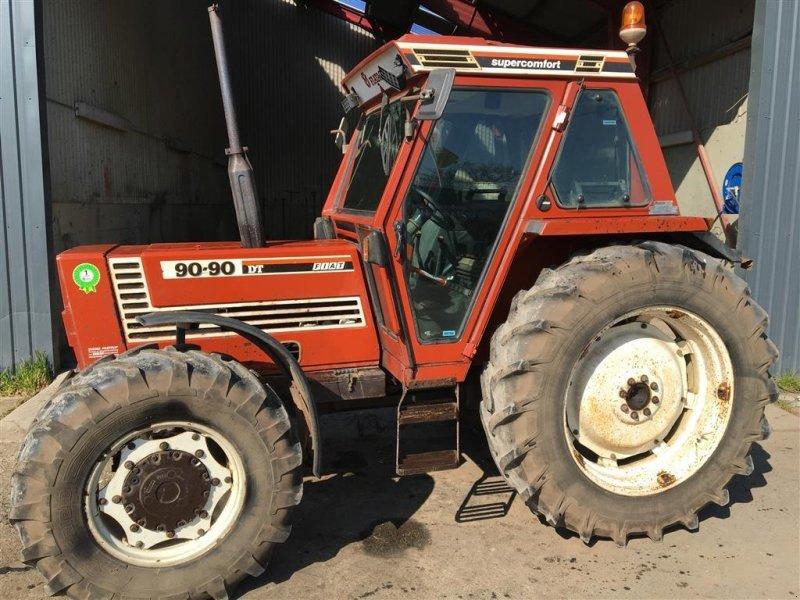 Traktor des Typs Fiat 90-90 DT 4WD, Gebrauchtmaschine in Kolding (Bild 1)