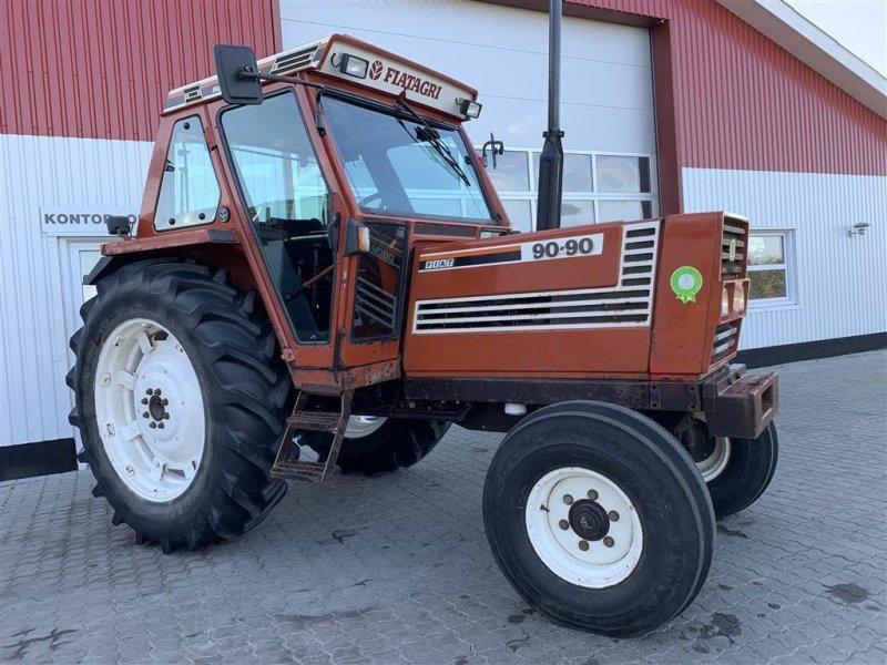 Traktor типа Fiat 90-90 PÅ VEJ HJEM!, Gebrauchtmaschine в Aalestrup (Фотография 1)