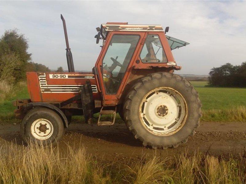 Traktor des Typs Fiat 90-90 Super Comfort og 880/5 DT PF 4 WD, Gebrauchtmaschine in Skive (Bild 1)