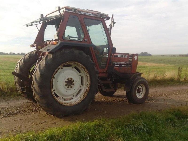 Traktor des Typs Fiat 90-90 Super Comfort og 880/5 DT PF 4 WD, Gebrauchtmaschine in Skive (Bild 2)