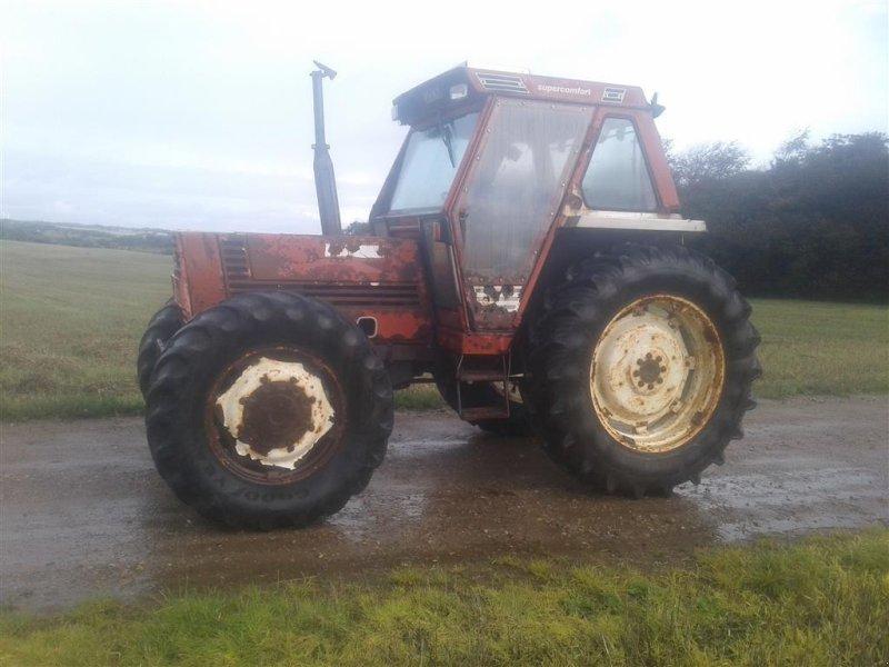Traktor des Typs Fiat 90-90 Super Comfort og 880/5 DT PF 4 WD, Gebrauchtmaschine in Skive (Bild 4)