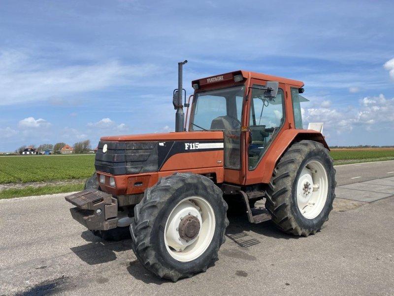 Traktor typu Fiat F115 DT, Gebrauchtmaschine w Callantsoog (Zdjęcie 1)