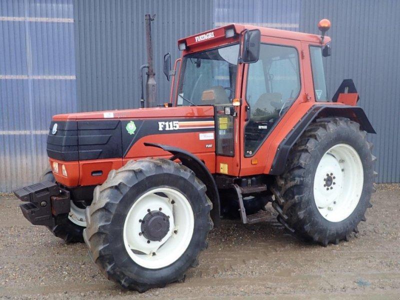 Traktor typu Fiat F115, Gebrauchtmaschine w Viborg (Zdjęcie 1)