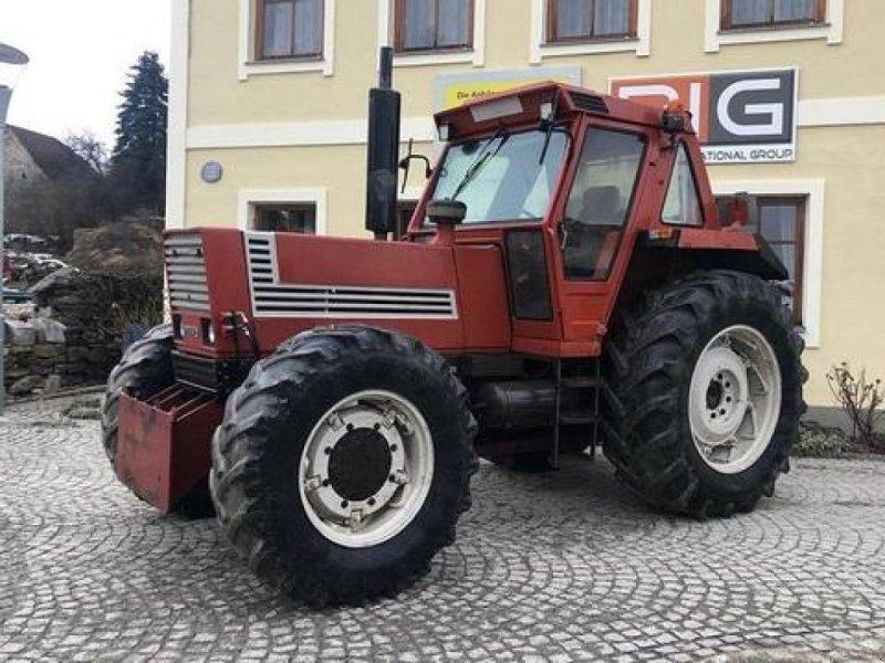 Traktor des Typs Fiat Fiat 1580 DT Traktor, Gebrauchtmaschine in Brunn an der Wild (Bild 1)