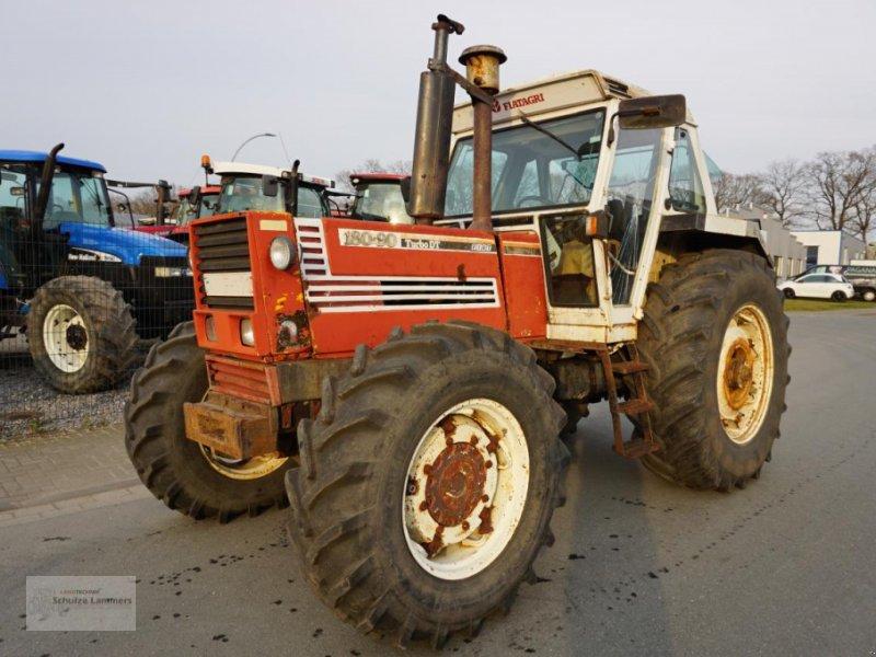 Traktor typu Fiatagri 180-90 DT, Gebrauchtmaschine w Borken (Zdjęcie 1)