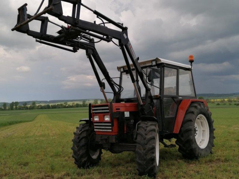 Traktor tip Fiatagri 45-66 DT, Gebrauchtmaschine in Trappstadt (Poză 1)