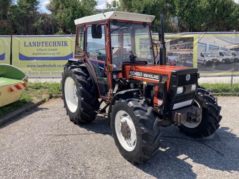 Traktor des Typs Fiatagri 50-66 DT, Gebrauchtmaschine in Villach (Bild 1)