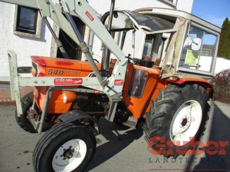 Traktor typu Fiatagri 540 Spezial, Gebrauchtmaschine w Ampfing (Zdjęcie 1)