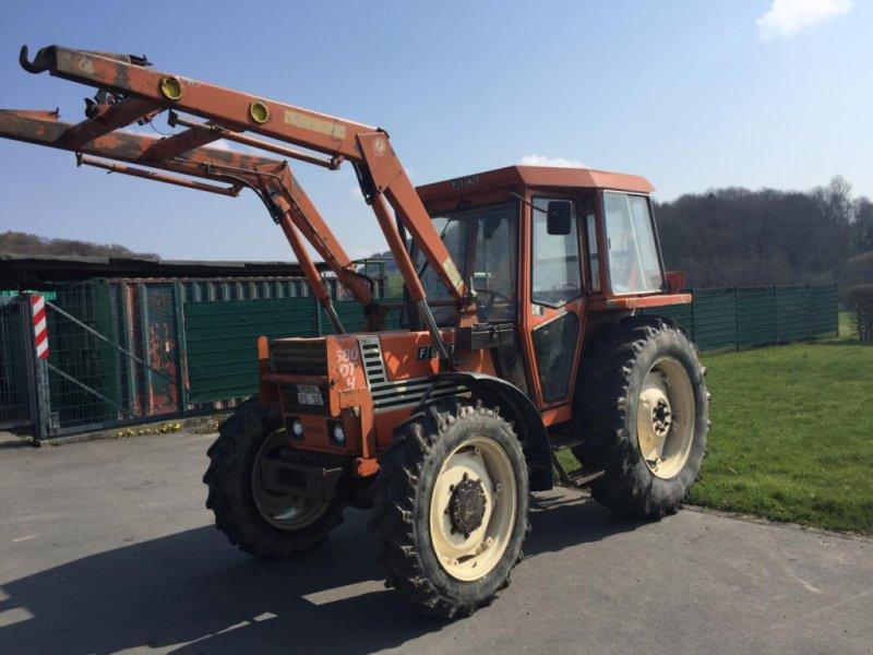 Traktor typu Fiatagri 680 DT, Gebrauchtmaschine w Sundern-Stockum (Zdjęcie 1)