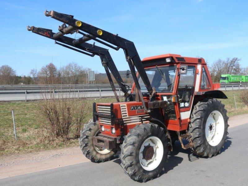 Traktor des Typs Fiatagri 680 DTH, Gebrauchtmaschine in Pfreimd (Bild 1)