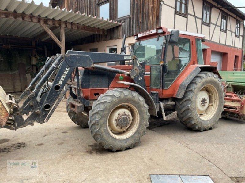 Traktor des Typs Fiatagri F 100 DT, Gebrauchtmaschine in Billigheim (Bild 1)