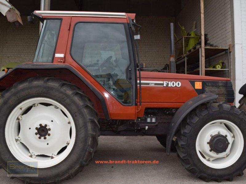 Traktor typu Fiatagri F 100, Gebrauchtmaschine w Bremen (Zdjęcie 1)
