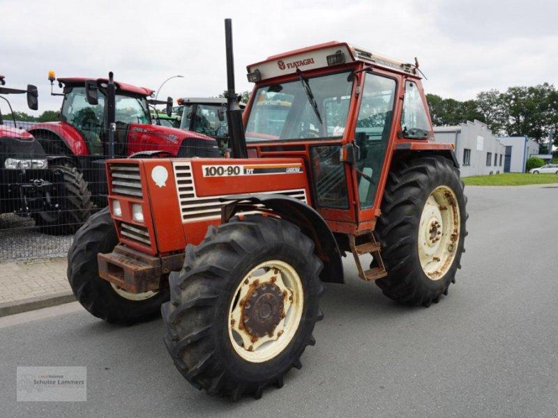 Traktor des Typs Fiatagri Fiatagri 100-90 DT, Gebrauchtmaschine in Borken (Bild 1)