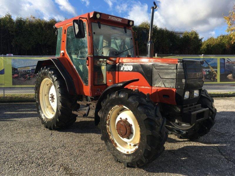 Traktor des Typs Fiatagri Winner F 100, Gebrauchtmaschine in Villach (Bild 1)