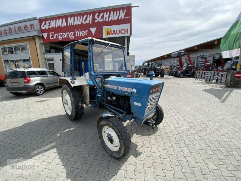 Traktor typu Ford 2000-2, Gebrauchtmaschine w Burgkirchen (Zdjęcie 1)