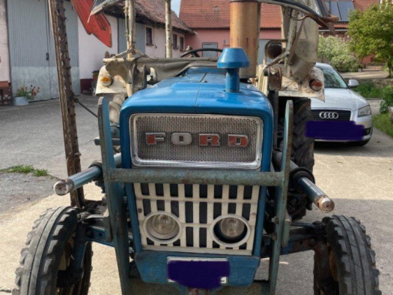 Traktor a típus Ford 2000 S, Gebrauchtmaschine ekkor: Lehrberg (Kép 1)
