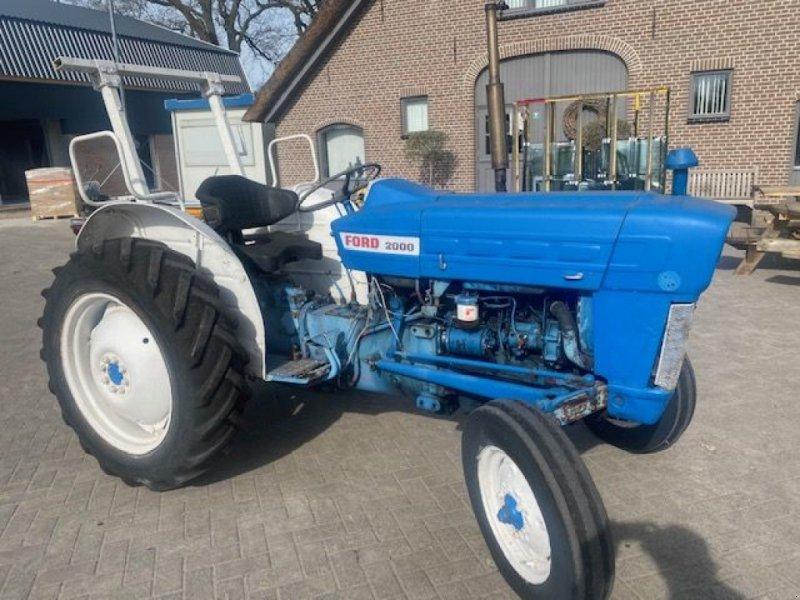 Traktor typu Ford 2000, Gebrauchtmaschine w Lunteren (Zdjęcie 1)