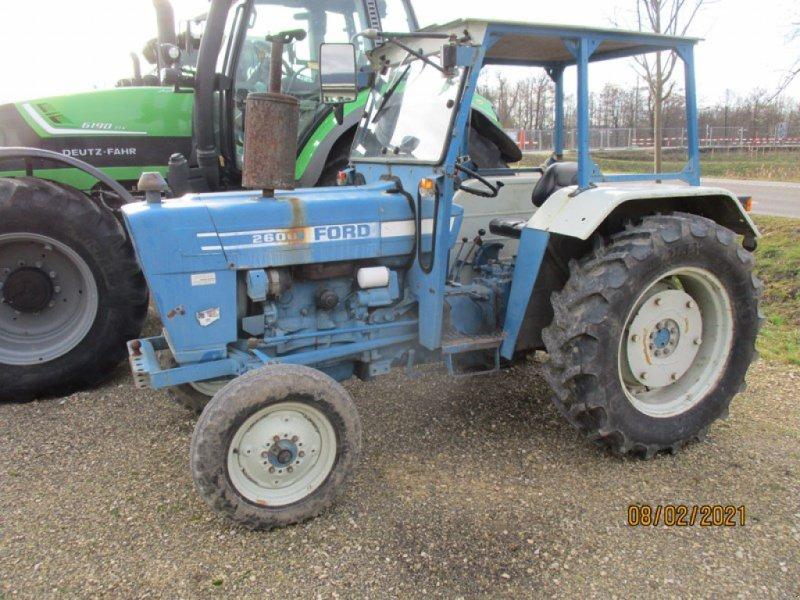 Traktor typu Ford 2600, Gebrauchtmaschine w Lengnau (Zdjęcie 1)