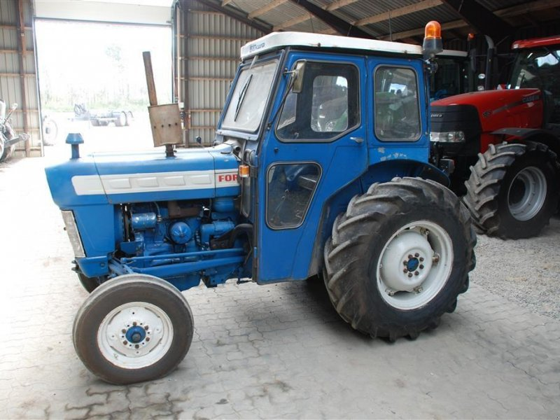 Traktor typu Ford 3000 med hus, Gebrauchtmaschine w Grindsted (Zdjęcie 1)