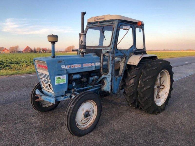 Traktor des Typs Ford 3000, Gebrauchtmaschine in Callantsoog (Bild 1)