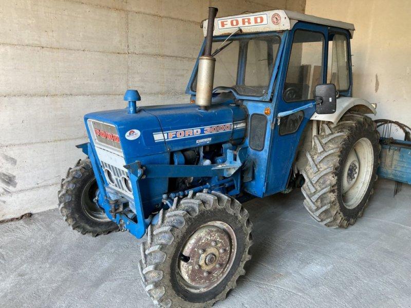 Traktor a típus Ford 3000, Gebrauchtmaschine ekkor: Villach (Kép 1)