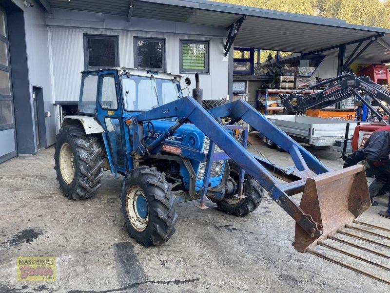Traktor del tipo Ford 3600 A, Gebrauchtmaschine en Kötschach (Imagen 1)