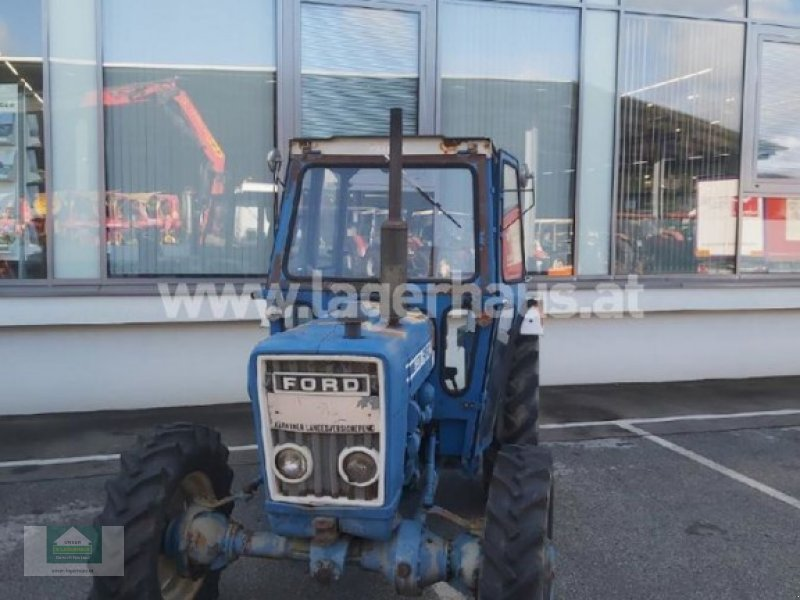 Traktor typu Ford 3600 A, Gebrauchtmaschine v Klagenfurt (Obrázok 1)