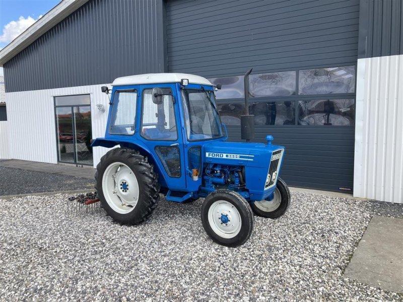 Traktor typu Ford 3600, Gebrauchtmaschine w Thorsø (Zdjęcie 1)