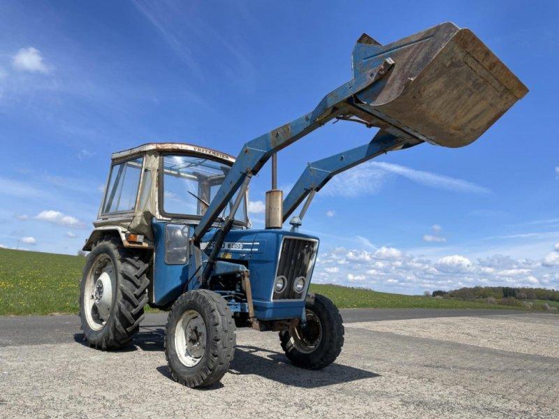 Traktor typu Ford 3600, Gebrauchtmaschine w Steinau  (Zdjęcie 1)