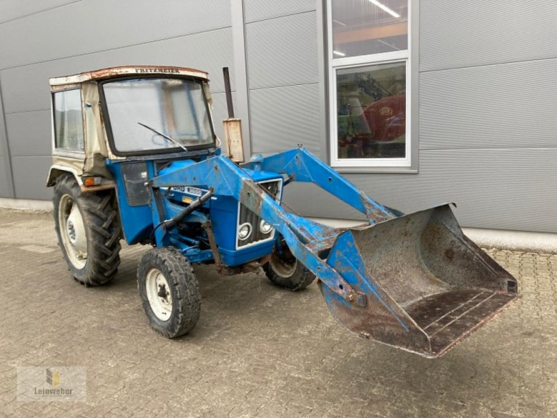 Traktor del tipo Ford 3600, Gebrauchtmaschine en Neuhof - Dorfborn (Imagen 1)