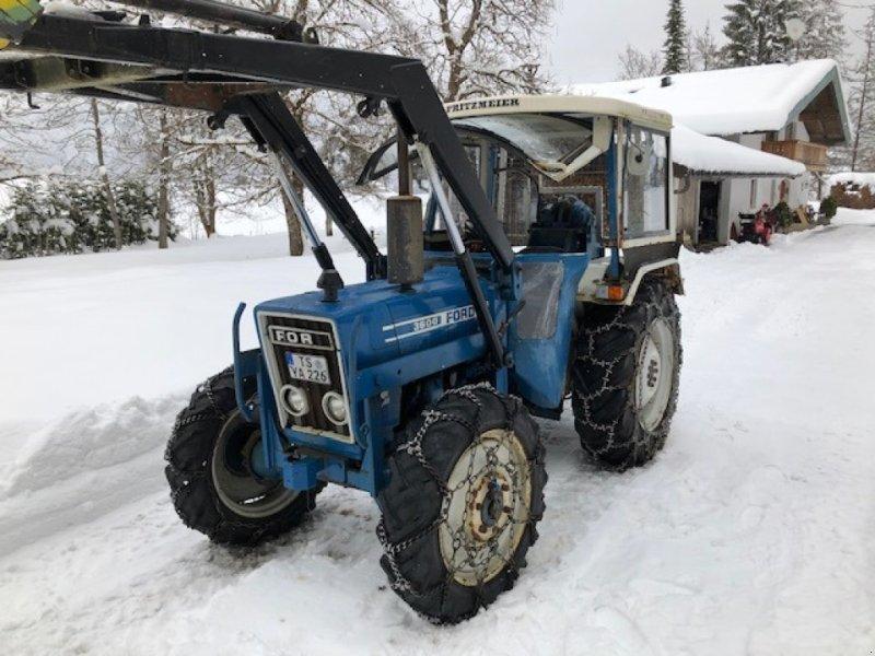 Traktor typu Ford 3600, Gebrauchtmaschine w Reit im Winkl (Zdjęcie 1)