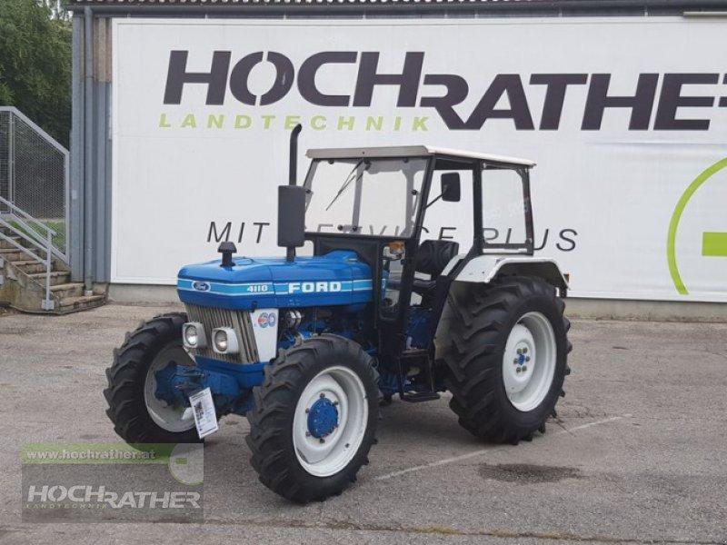 Traktor des Typs Ford 4110 A, Gebrauchtmaschine in Kronstorf (Bild 1)