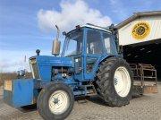 Ford 4600 med 8 m. Steens byggelift Traktor